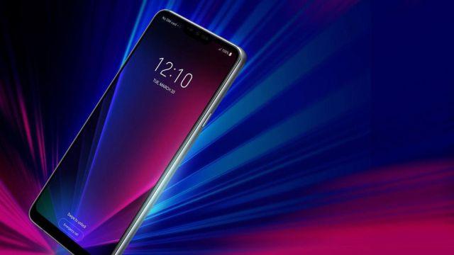LG G7 ThinQ tasarımı ile karşımızda