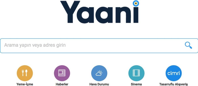 Yaani masaüstü