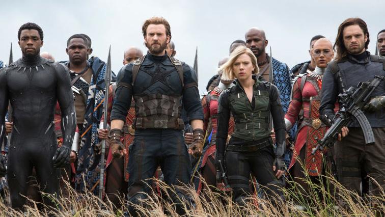 Avengers Infinity War torrent