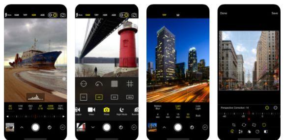 iPhone kamera uygulamaları