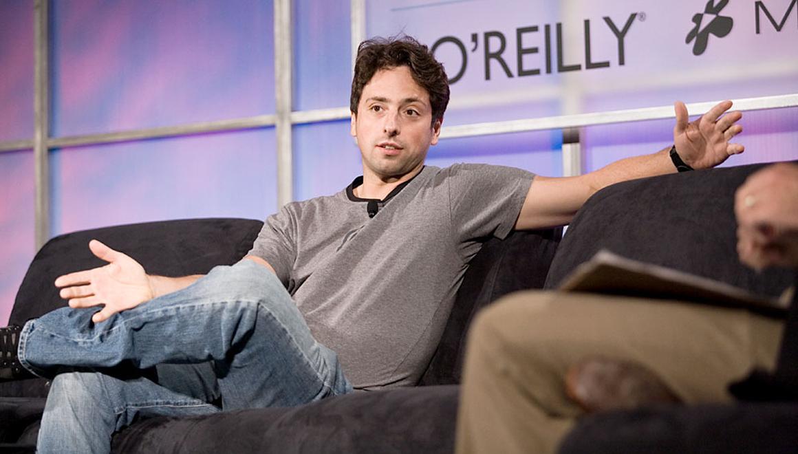 Sergey Brin Yapay Zeka