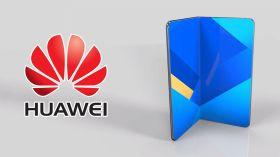 Huawei katlanabilir telefon birinciliğini istiyor!
