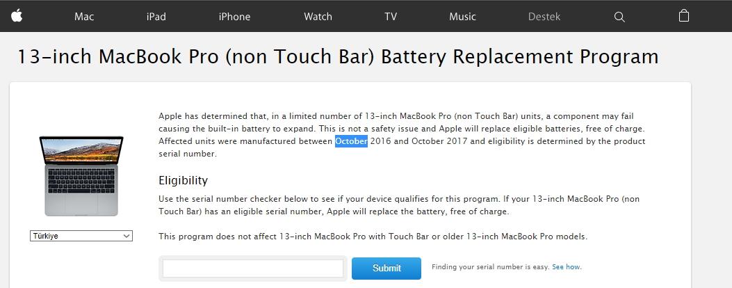 macbook pil değişim programı 2