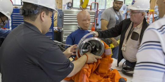 NASA çarpışma testleri