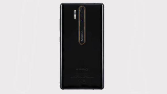 Nokia 9 kamerası