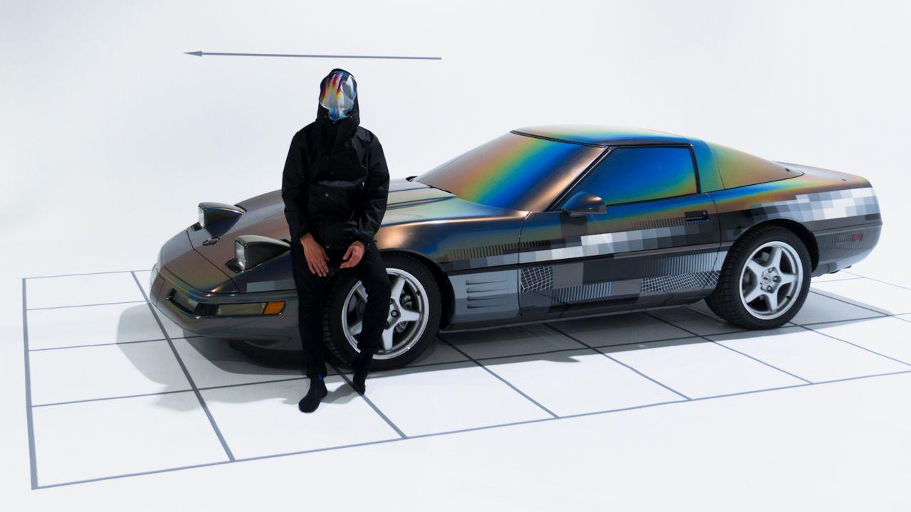 Chevrolet Corvette ULTRADYNAMIC