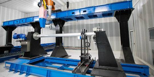 3D metal yazıcı
