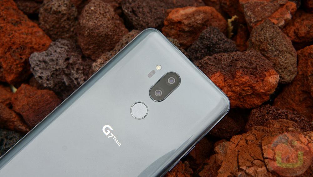 LG G7 ThinQ ön sipariş