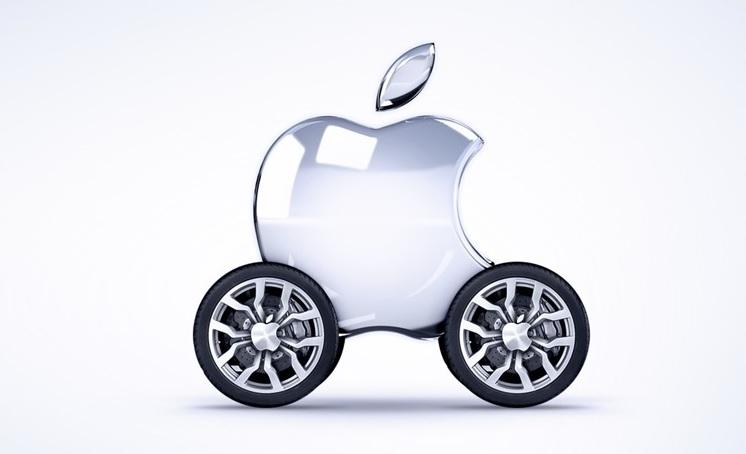 Apple otonom araç için atakta!