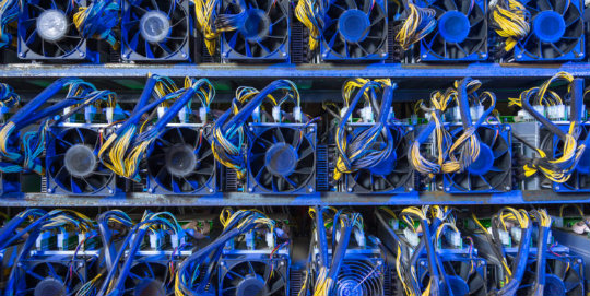 Bitcoin elektrik