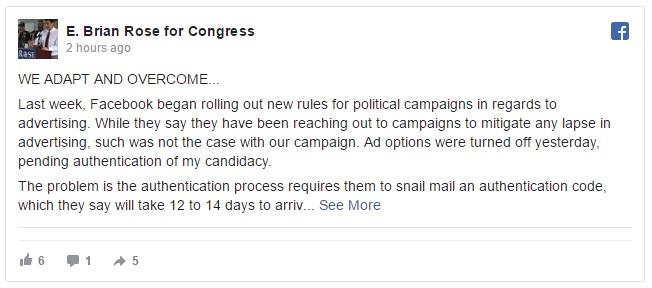 Facebook reklam politikasi eleştiriliyor - ShiftDelete.Net