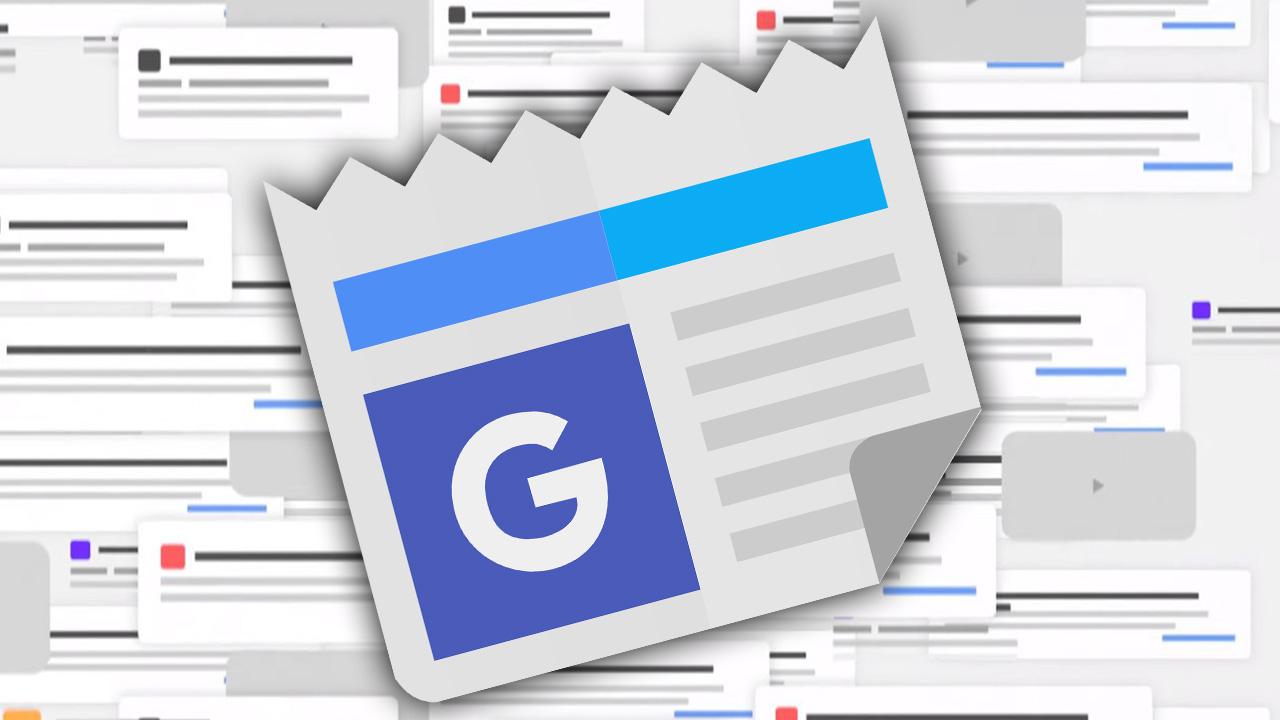 Google News yeni tasarımı