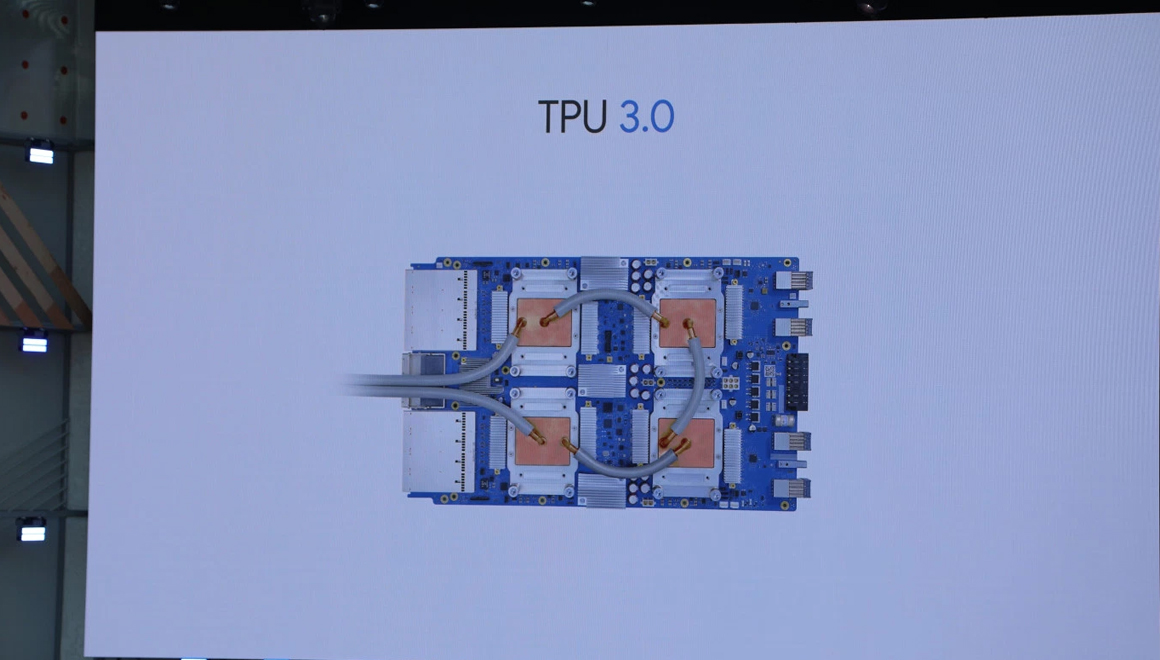 Google TPU 3.0