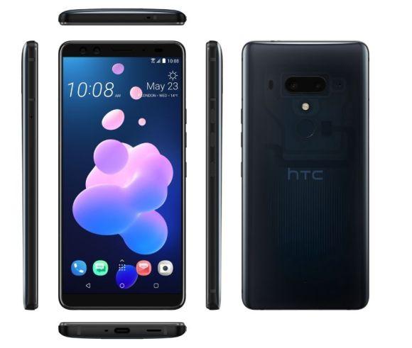 HTC U12 Plus özellikleri resmen belli oldu!