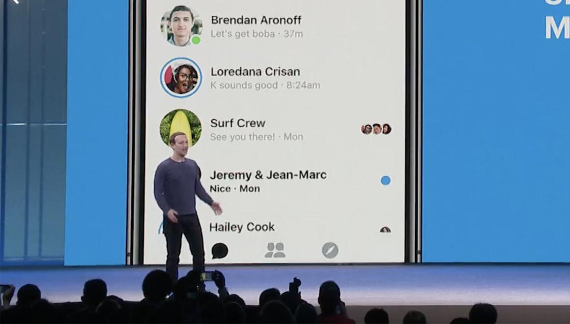 Facebook Messenger yenilendi! İşte yeni tasarım!