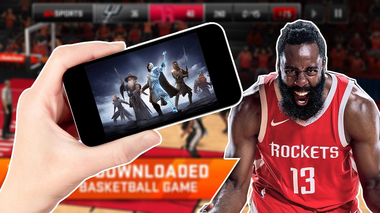 En iyi grafikli mobil oyunlar