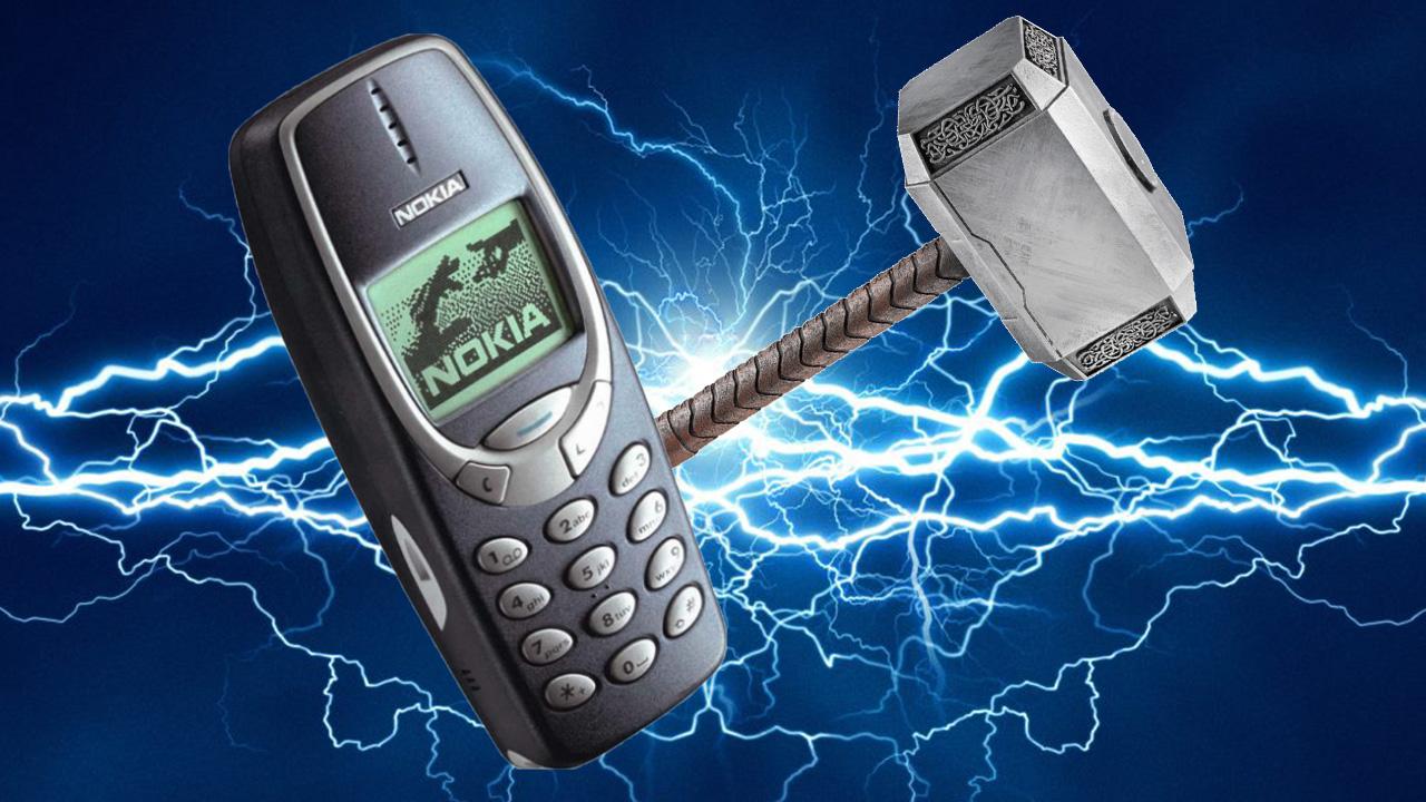 Nokia 3310 1 milyon volt