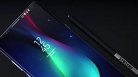 Note 9 ekrandan parmak izi okuma özelliği ortaya çıktı!
