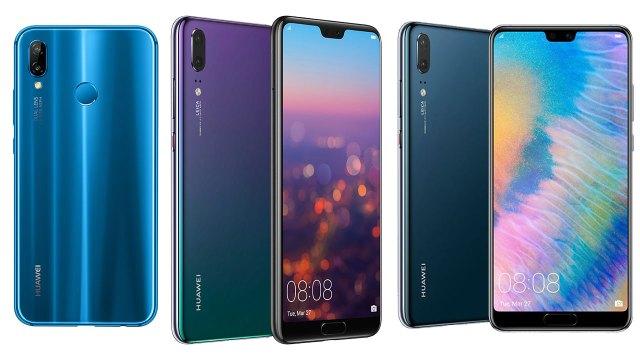 Huawei P20 serisine özel garanti hizmeti