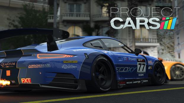 Project CARS mobil oyunu geliyor