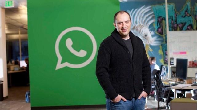 Facebook yüzünden WhatsApp kurucusu istifa etti!