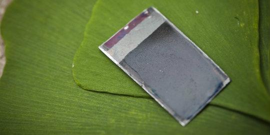 yapay fotosentez cihazı