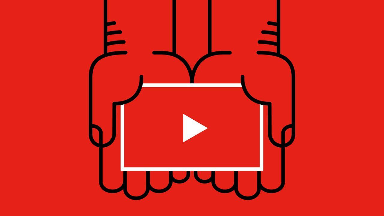YouTube direkt mesajlaşma