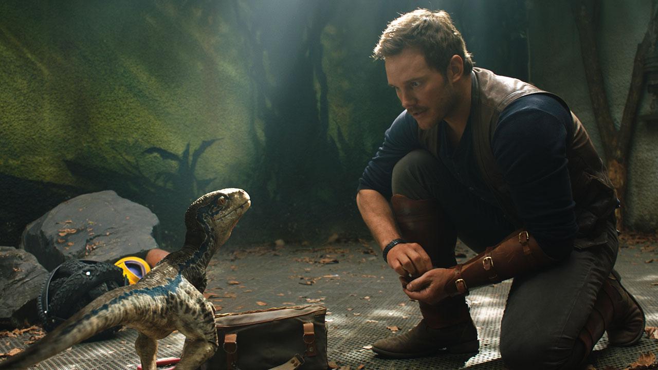 Jurassic World Yıkılmış Krallık