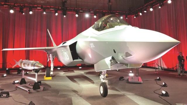 Türkiye ilk F-35 teslim aldı