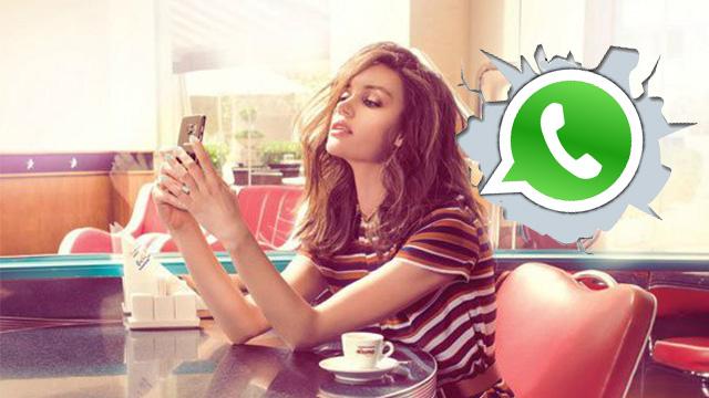 WhatsApp medya görünürlüğü özelliği, WhatsApp mesajları