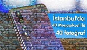P20 Pro ile İstanbul'da 40 yerde 40 fotoğraf çektik!