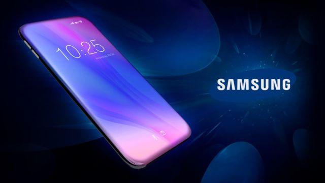 Galaxy S10, iPhone X özelliği ile geliyor!