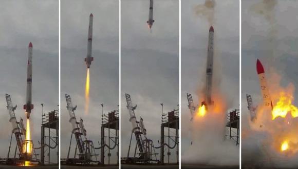 roket fırlatma