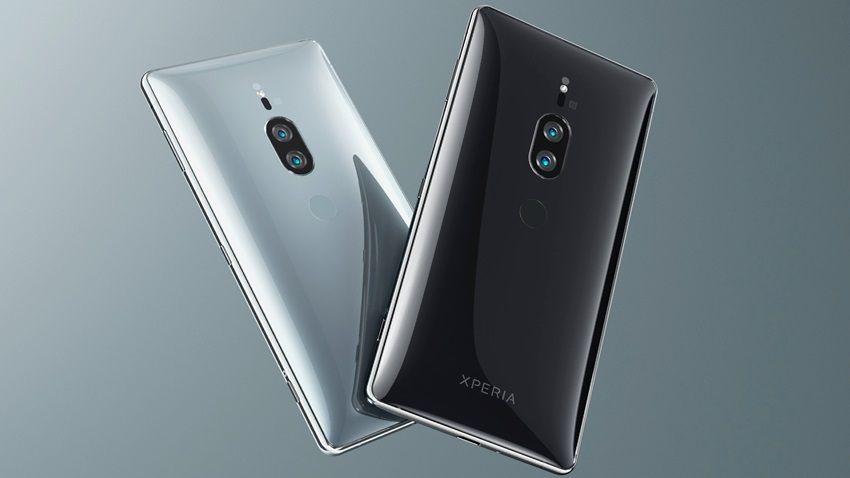 Sony Xperia XZ3 dört kamera ile geliyor
