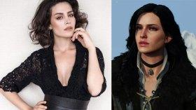 The Witcher dizisinde Yennefer için Türk aday!