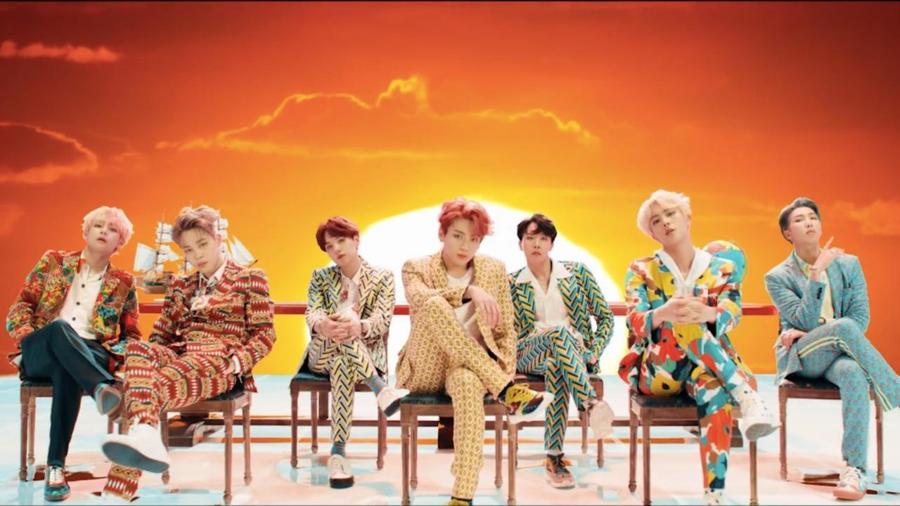 BTS tıklanma rekorları kırıyor