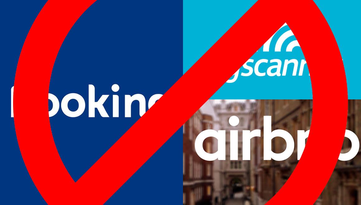 TÜRSAB, Airbnb gibi 20 site için erişim engeli davası açıyor!