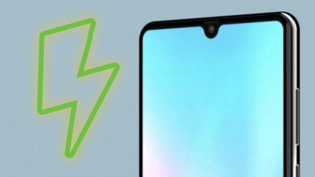 Huawei Mate 20 kablosuz şarj