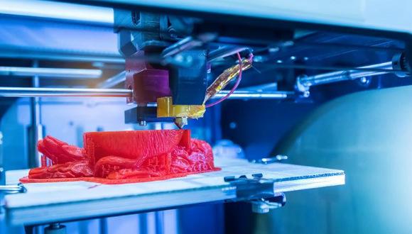 renkli 3D baskı
