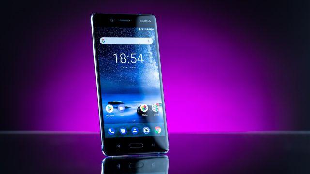 Nokia 8 Android Pie