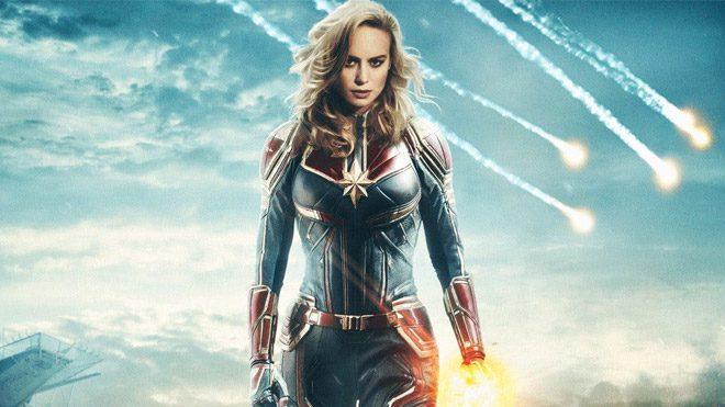 Captain Marvel Fragmanı