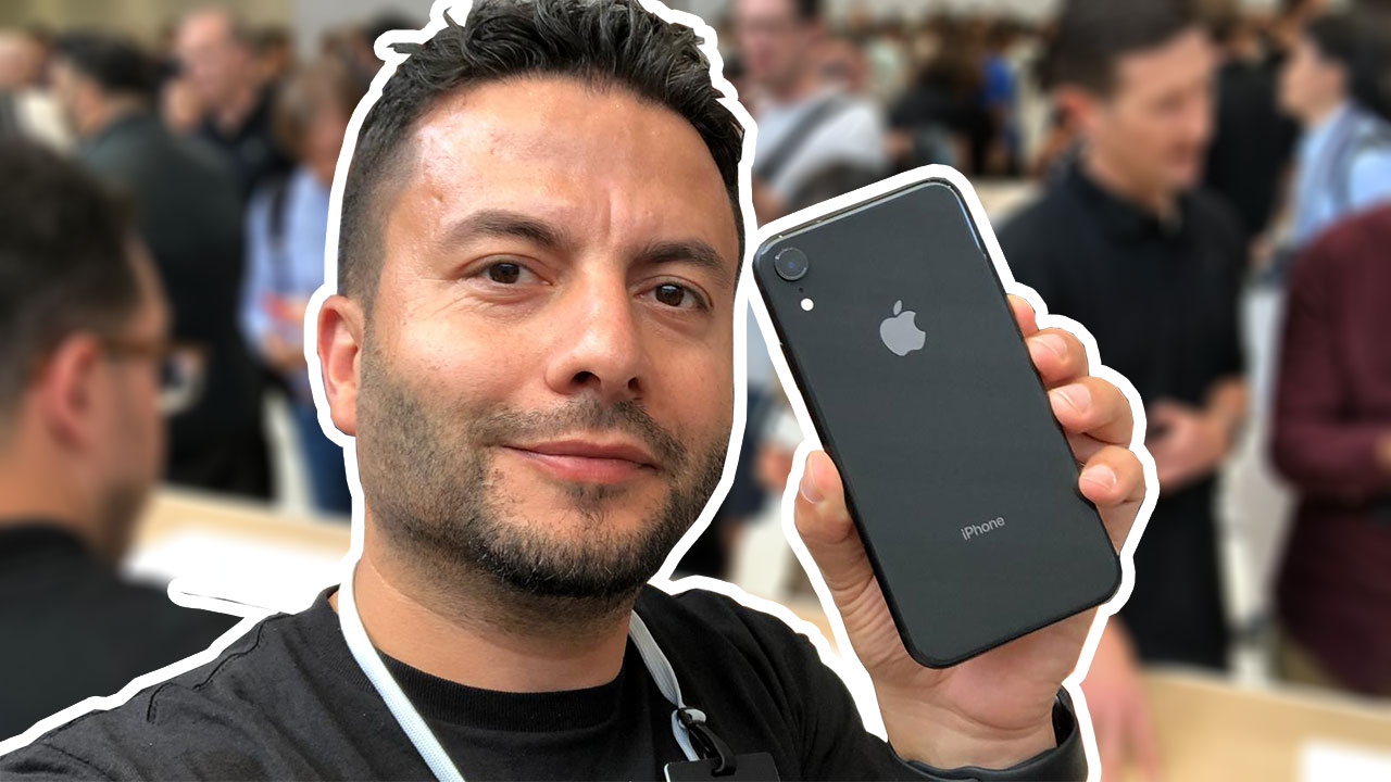 iPhone xr on inceleme