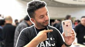 iPhone XS ön inceleme! (Video)