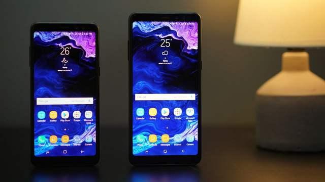 Galaxy A9 Pro 2019