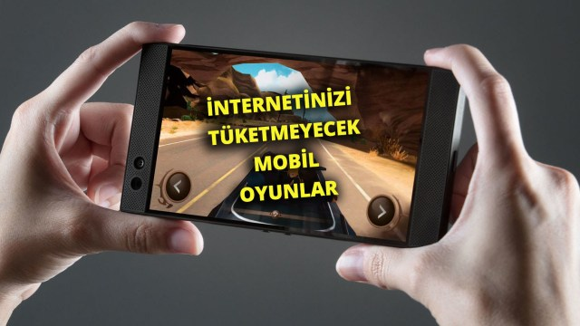 internetsiz mobil oyunlar 3