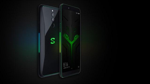 Oyuncu telefon katili: İşte Xiaomi Black Shark Helo!