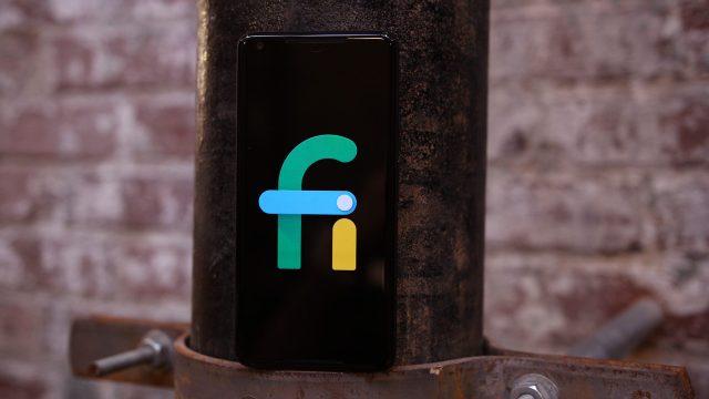 Project Fi ve Google Fi