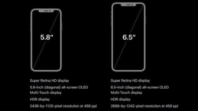 Apple iPhone XS ekran boyutu yüzünden davalık oldu! SDN-3