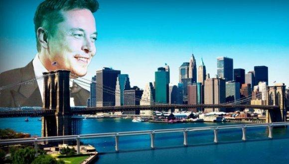 Elon Musk Boring Company tünel projesi