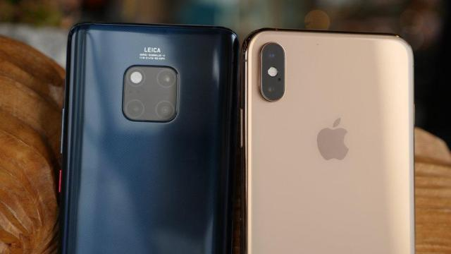 Huawei ve Apple